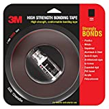 3M Hi Strength Bond Tape, 12 mm x 5 m (1 Roll + Primer)