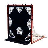 Predator Sports Lax Rat Box Goal Target Return fits 4 feet x 4 feet- Lacrosse Goal Not Included
