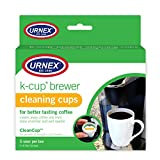 Keurig K-Cup Machine Cleaning Pods by Urnex - 5 Cleaning pods per box compatible with Keurig 2.0 machines, packaging may vary)