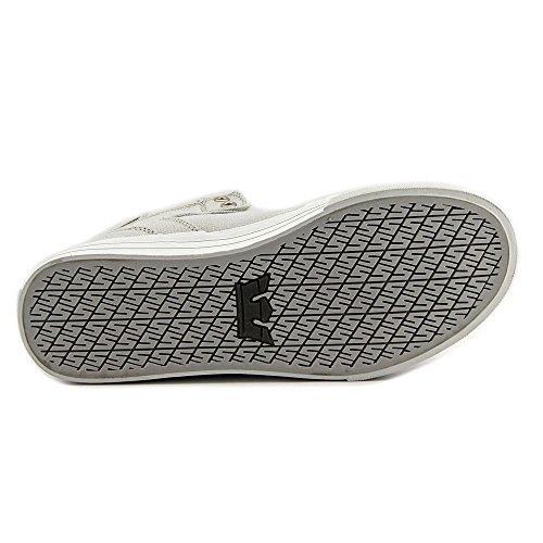 Sneaker Supra Vaider Lc Grigio Viola - Bianca