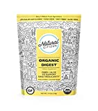 The Natural Citizen Organic Digest, Fiber + Aloe Vera, Gentle Support for Digestion & Regularity, 21 Servings
