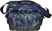 Hardstone Tactical 5 Pistol Range Go Bag with Adjustable Shoulder Straps