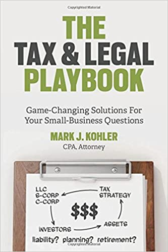The Tax and Legal Playbook: Game-Changing Solutions