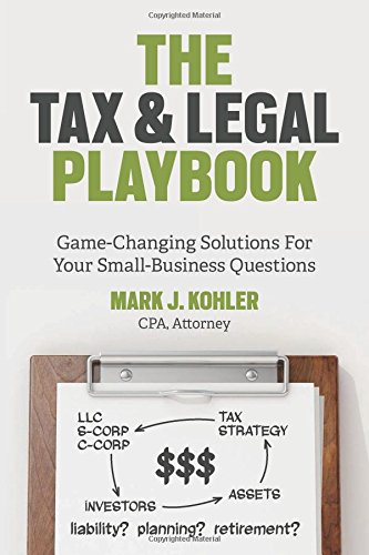 Price comparison product image The Tax and Legal Playbook: Game-Changing Solutions to Your Small-Business Questions
