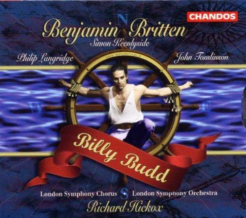 CD : Sankt Annae Girls' Choir - Billy Budd (Boxed Set)
