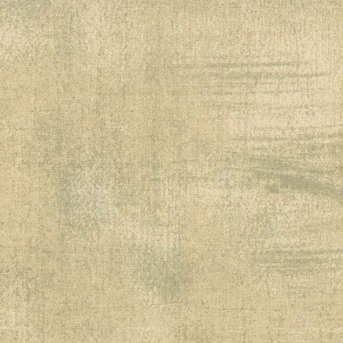 Moda Basic Grey Grunge Quilt Fabric Tan Style 30150/162