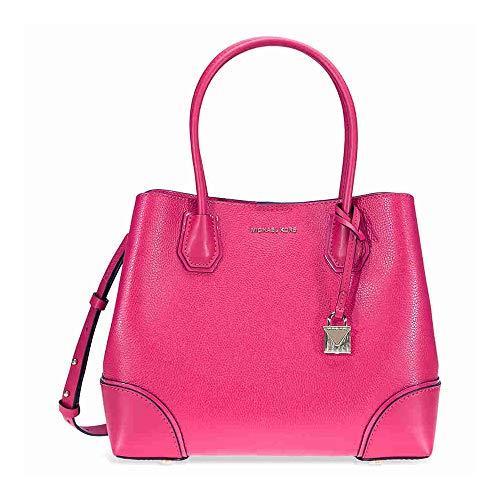 76e85d6c06464 Women s Accessories Michael Kors Mercer Corner Ultra Pink Medium Tote Bag  Spring Summer 2018