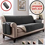Vailge Anti-slip Sofa Cover, Waterproof Couch Covers for Dogs, Children, Pets, Sofa Covers