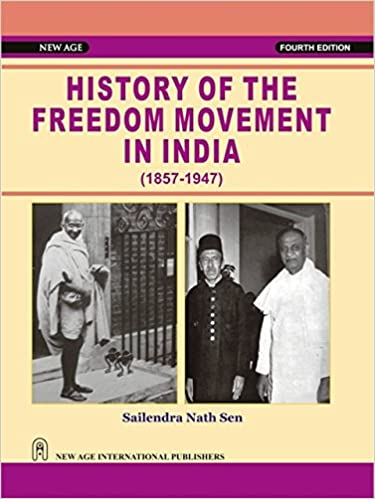 Buy History of the Freedom Movement in India Book Online at