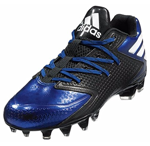 Adidas Buitenissig X Carbon Laag Heren Voetbal Cleat Zwart-wit-royal