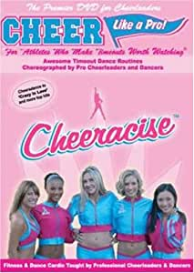 Cheeracise: Cheer Like a Pro!