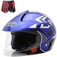 Children's Helmets,Kid Off-Road Motorcycle Helmet Festival Birt