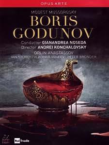 Mussorgsky: Boris Godunov [DVD] [Alemania]