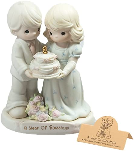 Precious Moments A Year Of Blessings Figurine 163783