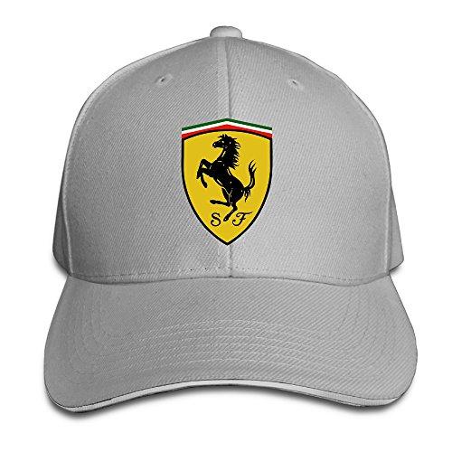 Hioyio Ferrari Sandwich Peaked Hat & - Tiffany Miami And Co