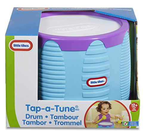 51WoUdmk6dL - Little Tikes Tap-A-Tune Drum Baby Toy