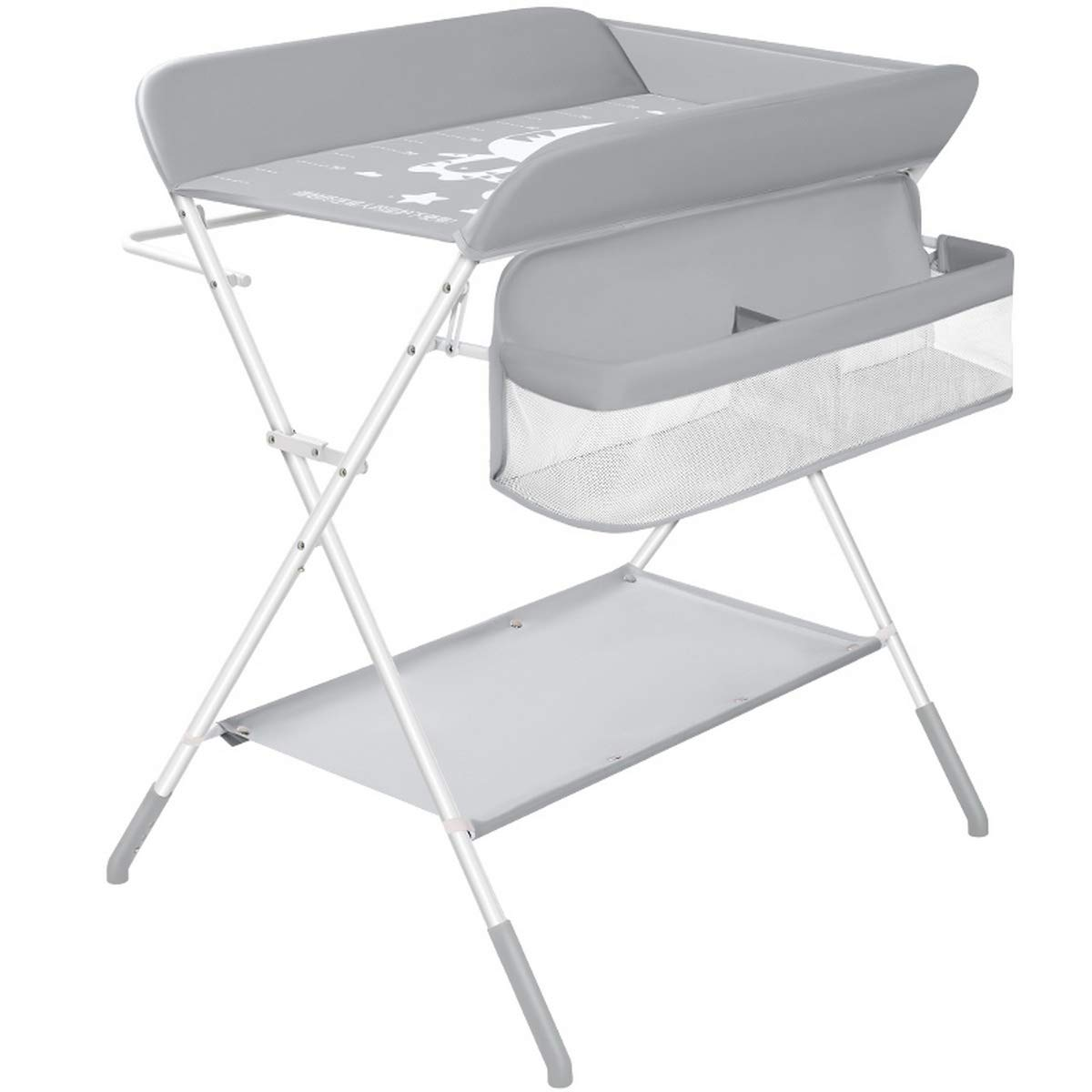 Lucky Link Infant Changing Table Folding