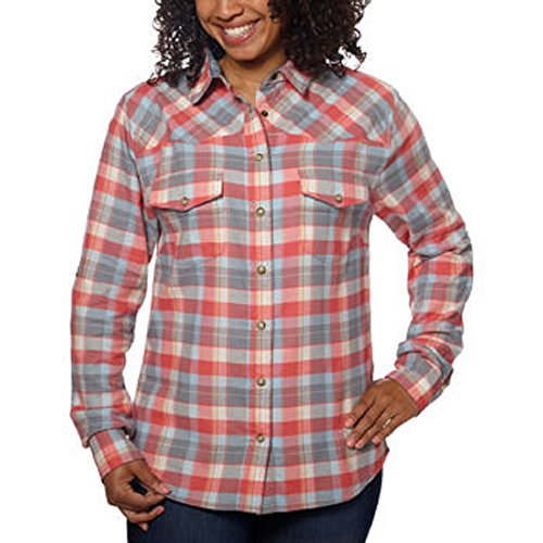 Jachs Girlfriend Ladies Flannel Shirt product image