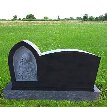 Amazon Com Granite Monument Head Tomb Grave Marker Mother