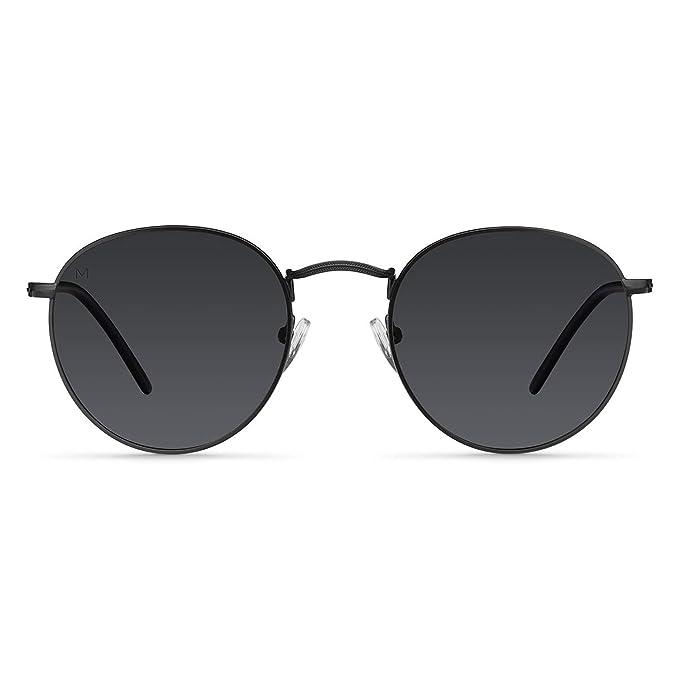 Meller Yster All Black - Gafas de sol polarizadas UV400 Unisexo  Amazon.es   Ropa y accesorios 5fa987b4625