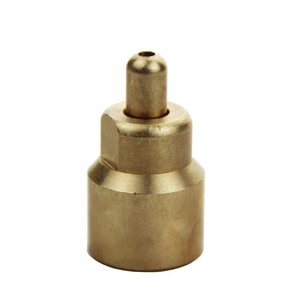 UP100 Brass Hambleton Bard S30 Adapter Injector Homebrew Parts for Soda Stream 07010259