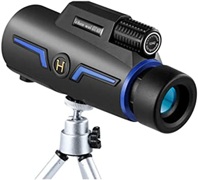 GXYAS - Telescopio monocular para Smartphone con Soporte para ...