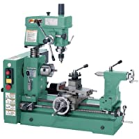 Grizzly G4015Z Combo Lathe/Mill Overview