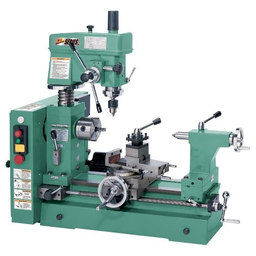 grizzly milling machine. grizzly g4015z combo lathe/mill milling machine