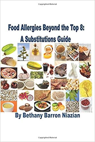 Food Allergies Beyond the Top 8: A Substitutions Guide [1/21/2017] Bethany Barron Niazian