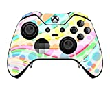 Colorful Design Bright Colors Lines Design Xbox One Elite Controller Vinyl Decal Sticker Skin by Moonlight Printing