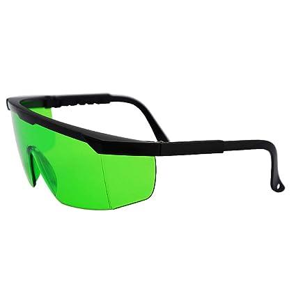 Soldadura Gafas De Protección Luz Verde Fuerte Luz Anti-Soldadura Gafas De Escoria Soldador Pulido