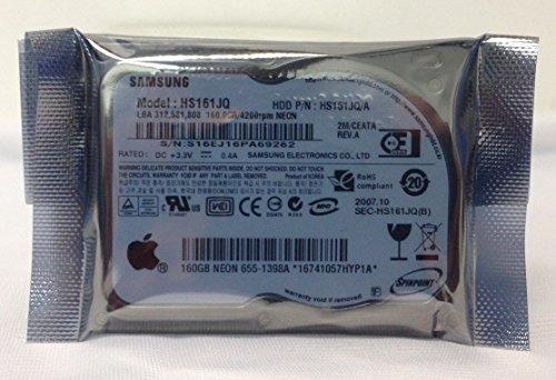 (Samsung Spinpoint N2 HS161JQ-160GB 4200RPM ATA-100 CE-ATA 2MB Cache 1.8-inch Internal Hard Drive)
