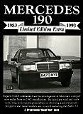 Mercedes 190 1983-1993, R.M. Clarke, 1855205629