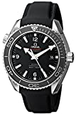 Omega Men's 232.32.46.21.01.003 Seamaster Plant Ocean Black Dial Watch