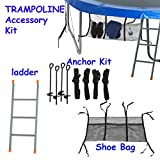Upper Bounce Trampoline Accessory Kit