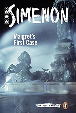 book cover of Maigret\'s First Case