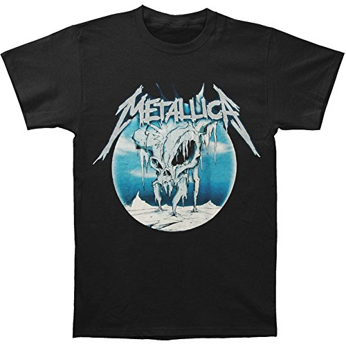 Official Metallica Men's Ice T-shirt, black - S to XXL