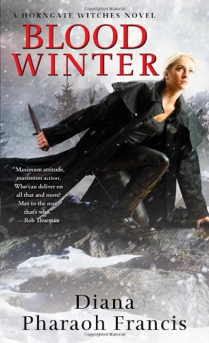 Blood Winter (Horngate Witches)