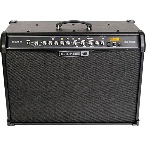 NEW Line 6 Spider IV 150 2x12 150 Watt Combo Guitar Amp