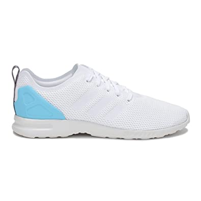 adidas ZX Flux ADV Smooth W - S78965 - Couleur: Blanc - Pointure: 36.6 REYfby3rbS