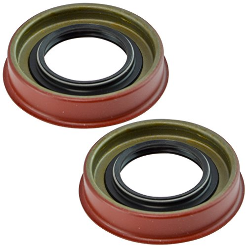 (Rear Axle Wheel Seal Driver & Passenger Side Pair for Ford F150 9.75 RG)