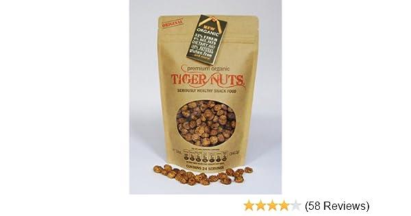 Amazon.com : TIGER NUTS   Premium Organic 12 Oz : Legumes : Grocery U0026  Gourmet Food