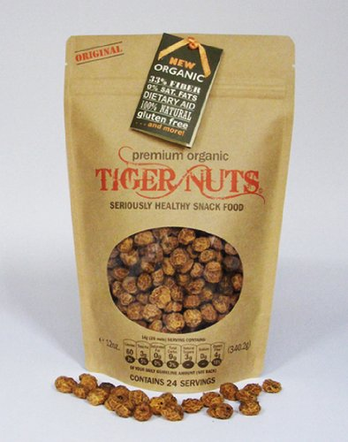 TIGER NUTS - Premium Organic 12 oz