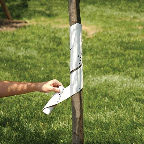 Leonard Vinyl Spiral Tree Guard A.M Set of 5 2 Feet Long