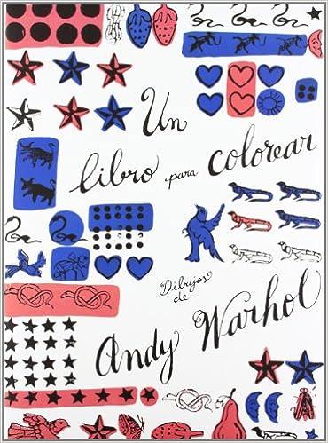 Un libro para colorear: Andy Warhol: 9788425225697: Amazon.com: Books