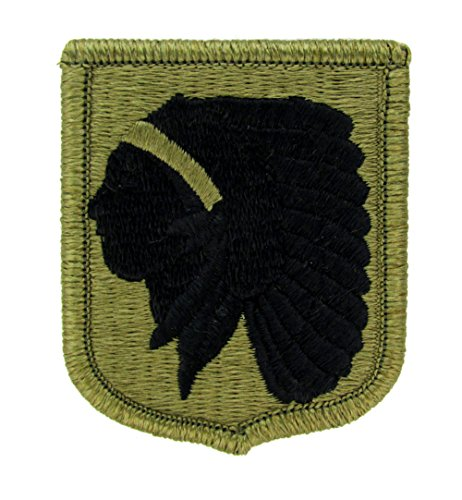 Oklahoma National Guard - Oklahoma Army National Guard OCP Patch - Scorpion W2