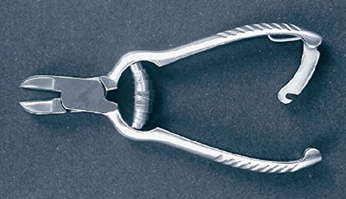 McKesson 43-2-489 Performance Nail Nipper, Concave Jaws, 4-1/2'' Length, 4.5'' Length