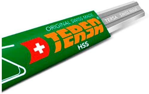 - TERSA le fer Fer r/éversible TERSA HSS 260 x 10 x 2,3 mm Tersa HS260