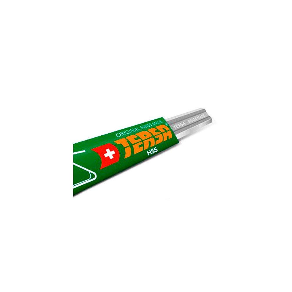 le fer HS260 Tersa Fer r/éversible TERSA HSS 260 x 10 x 2,3 mm - TERSA