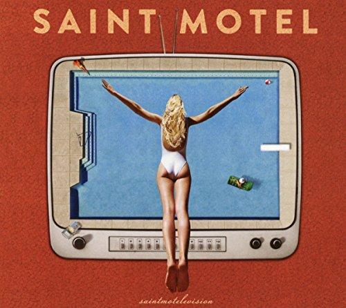 CD : Saint Motel - Saintmotelevision (CD)